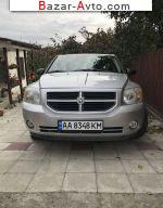автобазар украины - Продажа 2011 г.в.  Dodge Caliber 2.0 CVT (156 л.с.)