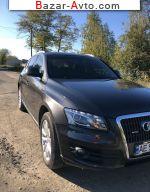 автобазар украины - Продажа 2012 г.в.  Audi Q5 2.0 TDI S tronic quattro (170 л.с.)