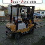 автобазар украины - Продажа 2001 г.в.    Погрузчик Tecnocar FD15T Испания