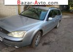 автобазар украины - Продажа 2003 г.в.  Ford Mondeo 2.0 TDCi MT (115 л.с.)