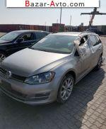 автобазар украины - Продажа 2017 г.в.  Volkswagen Golf