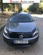 2011 Volkswagen Golf 1.6 TDI BlueMotion MT (105 л.с.)  автобазар