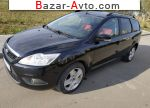 2010 Ford Focus 2.0 TDCi MT (136 л.с.)  автобазар