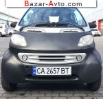 Smart Fortwo  1999, 4444 $