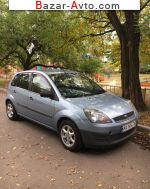 Ford Fiesta 1.4 АT (80 л.с.) 2006, 5200 $