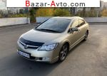 2007 Honda Civic 1.8 AT (140 л.с.)  автобазар