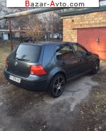 Volkswagen Golf 1.9 TDI MT (110 л.с.) 2000, 4000 $