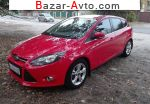 2013 Ford Focus 1.0 EcoBoost MT (100 л.с.)  автобазар