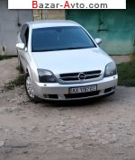 2004 Opel Vectra 3.2 AT (211 л.с.)  автобазар