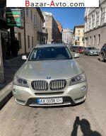 автобазар украины - Продажа 2014 г.в.  BMW X3 xDrive28i AT (245 л.с.)