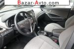 2012 Hyundai Santa Fe 2.4 AT 4WD (175 л.с.)  автобазар