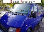 автобазар украины - Продажа 1987 г.в.  Ford Transit 2.5 МТ (76 л. с.)