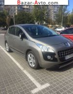 2012 Peugeot 3008 1.6 THP AT (150 л.с.)  автобазар