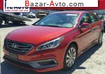 2017 Hyundai Sonata 2.4 AT (171 л.с.)  автобазар