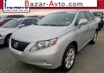 2011 Lexus RX 270 AT (188 л.с.)  автобазар