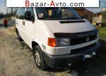 автобазар украины - Продажа 2000 г.в.  Volkswagen Transporter 2.5 TDI MT (102 л.с.)