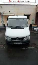 автобазар украины - Продажа 2006 г.в.  Mercedes Sprinter 209 CDI MT стандартная база (88 л.с.)