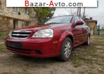 2006 Chevrolet Lacetti 1.8 AT (122 л.с.)  автобазар