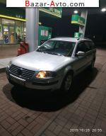 автобазар украины - Продажа 2002 г.в.  Volkswagen Passat 1.9 TDI MT (101 л.с.)