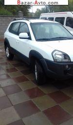автобазар украины - Продажа 2010 г.в.  Hyundai Tucson 2.0 MT 4WD (142 л.с.)