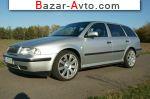 автобазар украины - Продажа 2005 г.в.  Skoda Octavia 1.8 T Euro IV MT (150 л.с.)