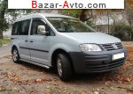 2006 Volkswagen Caddy 2.0 SDI MT (70 л.с.)  автобазар