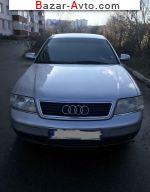 автобазар украины - Продажа 2000 г.в.  Audi A6 2.4 MT quattro (165 л.с.)