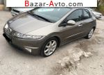 2008 Honda Civic 2.2 CTDi MT (140 л.с.)  автобазар