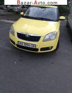 автобазар украины - Продажа 2007 г.в.  Skoda Fabia 1.6 AT (105 л.с.)