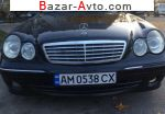 2002 Mercedes C C 180 Kompressor MT (143 л.с.)  автобазар
