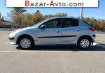 автобазар украины - Продажа 2003 г.в.  Peugeot 206 1.4 AT (75 л.с.)