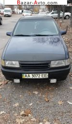 1992 Opel Vectra 1.6 MT (75 л.с.)  автобазар