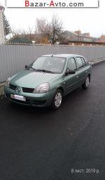 автобазар украины - Продажа 2007 г.в.  Renault Symbol 1.4 MT EURO-2 (75 л.с.)