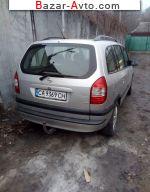 автобазар украины - Продажа 2003 г.в.  Opel Zafira 1.8 MT (125 л.с.)