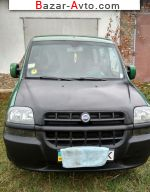 автобазар украины - Продажа 2003 г.в.  Fiat Doblo 1.9 D MT (63 л.с.)