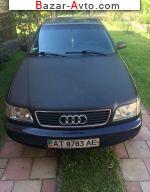 автобазар украины - Продажа 1996 г.в.  Audi A6 2.0 MT (101 л.с.)