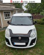 автобазар украины - Продажа 2011 г.в.  Fiat Doblo 1.3d Multijet МТ (90 л.с.)