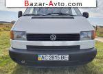 автобазар украины - Продажа 1997 г.в.  Volkswagen Transporter 1.9 TD L MT (68 л.с.)