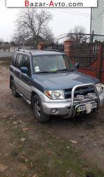 автобазар украины - Продажа 2005 г.в.  Mitsubishi Pajero Pinin