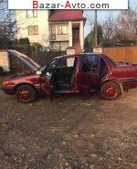 автобазар украины - Продажа 1992 г.в.  Mitsubishi Lancer 1.3 MT (79 л.с.)