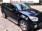 автобазар украины - Продажа 2002 г.в.  Toyota RAV4 2.0 D MT AWD (116 л.с.)