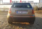 автобазар украины - Продажа 2008 г.в.  Fiat Sedici