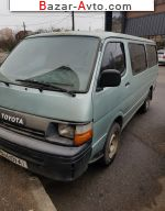 автобазар украины - Продажа 1996 г.в.  Toyota HiAce