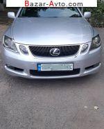автобазар украины - Продажа 2005 г.в.  Lexus GS