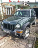2002 Jeep Cherokee 2.4 MT 4WD (147 л.с.)  автобазар