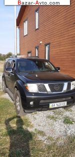 2007 Nissan Pathfinder 2.5 dCi AT (174 л.с.)  автобазар