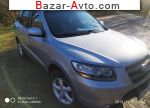 2007 Hyundai Santa Fe 2.2 CRDi AT (153 л.с.)  автобазар
