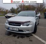 2004 Subaru Legacy 2.0 AT 4WD (150 л.с.)  автобазар