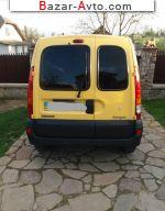 автобазар украины - Продажа 2008 г.в.  Renault Kangoo 1.5 dCi MT (86 л.с.)