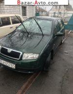 автобазар украины - Продажа 2001 г.в.  Skoda Fabia 1.9 TDI MT (101 л.с.)